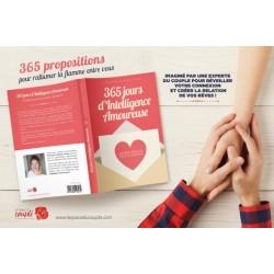 365 jours d'Intelligence amoureuse - Florentine d'Aulnois-Wang