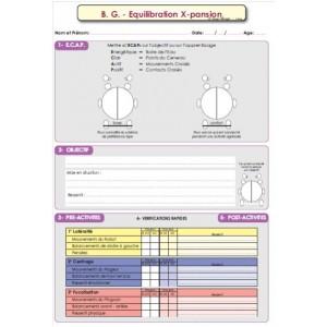A4 - Fiche Protocole Brain Gym + Grenouille OO