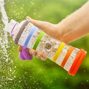 Bouteille d'eau informée i9