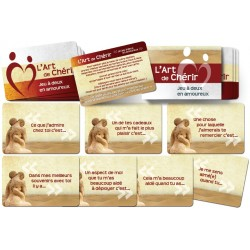 Jeu de cartes couples Imago
