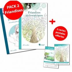 Friandises philosophiques 1 et 2 - Armella